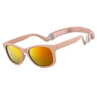 Sunglasses Juli baby sunglasses, cute girl and boy models, with adjustable shoulder straps, no BPA, 0 24 months, 7002