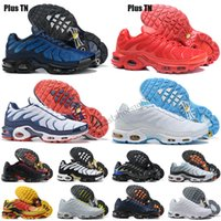 Plus TN الكلاسيكية رجل tn تشغيل الأحذية TN بلس الثلاثي الأسود الأبيض حذاء رياضة مصمم vapores كن صحيح رجل chaussures
