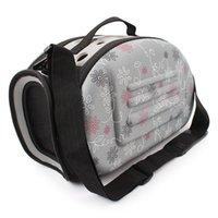 Comfort Handbag Carrier Pet Dog Dog Travel Bag Portable Transpirable DISEÑO DESEALDABLE UND VENTADORES CAPARTADORES, CASAS CASAS