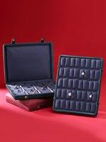مجوهرات التعبئة والتغليف مربع حلقة عرض حالة قلادة قلادة تخزين مربع هدية مربع زخرفة مجوهرات صينية الدعائم