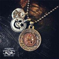 Collezione di stile Lianyushan NW Wanderer: Capo Liberty 925 Sterling Silver Pendant Monet Mostra i monili d'argento della forza del ragazzo