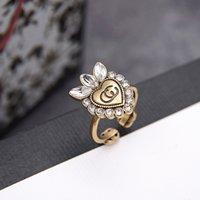 デザインジュエリーセットアイダイヤモンド真鍮オープンリングレディースハンフェンチャーエスメンタンドブロンズリングブレスレット