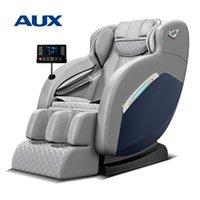 럭셔리 지능형 전신 다기능 무중력 무균 마사지 의자 쑥 핫 압축 + 탄소 섬유 가열 A8