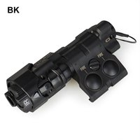 Hunting Scope Green Laser With IR And White Light 6061 T-6 TYPE II ANODIZED ALUMINUM HOUSING MATERIAL For Airsoft CL15-0141