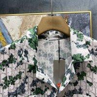 Tinta de verano Serie de teñido ultrafino cómodo anti-sai con capucha chaqueta casual stand set neutro de alta calidad impresa camiseta top ropa J2217