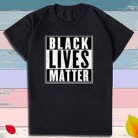 Siyah Hayatlar Minder Erkekler Kadınlar için T-Shirt Rahat Ekip Boyun Tops Tee Yaz Siyah Hayat Madde T Gömlek