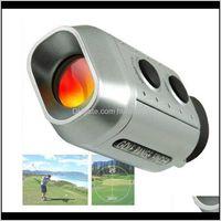 Andere Produkte Sport Outdoors 7x930 Digital Optic Teleskop Laser Range Finder Golf Scope Yards Messen Sie Distanzzähler Rangfinder 7x