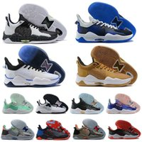Erkekler Paul George PG 5 5 S Palmdale IV Basketbol Ayakkabı P.George PG5 Ry Mavi Turuncu Nane Yeşil Siyah Spor Sneakers Boyutu US7-12 Lijiacheng88