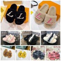 Moda Kadın Yün Sandalet Satan Terlik Kadın Terlik Ayakkabı Sonbahar Kış Slaytlar Sandalet Boyutu 35-41 by Shoe02 01