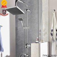 2021 Sistema de chuveiro Multi-função conjunto de chuveiro para casa de banho acessórios para chuveiro para torneira de hardware de banho FRAP X0705