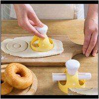 Pişirme Pasta Araçları Bakeware Mutfak, Yemek Bar Ev Bahçe Bırak Teslimat 2021 Çörek Kurabiye Kalıp Çörek Tatlı Makinesi Kek Ekmek Tost