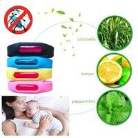 새로운 안티 모기 캡슐 팔찌 해충 방양 곤충 버그 제어 repellent repeller wristband kids mosquito killer 2-3month 사용 EWE7298