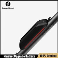 Ninebot Original Upgrade External Battery KickScooter ES1 ES2 ES4 E22 E22D E22E Smart Electric Scooter Extra Battery for Two Wheels Skateboard