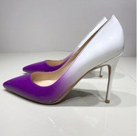 Snake Skin Marca Bombas Sandálias Femininas Sapatos de Salto Alto Tamanho Grande Euro45 6cm 8 cm 10cm 12cm Festa de noiva Partido Pontos dedos do casamento do casamento azul