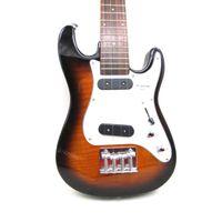Più Color St Tenor Ukulele Elettrico 26 pollici Solido Mini Chitarra hawaiana 4 Corde in acciaio Ukelele Guitarra Chitarrista