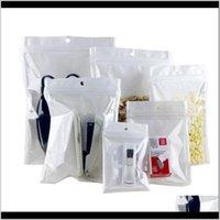 Packing 813Cm Clear White Smell Proof Mylar Plastic Zip Lock Bags Runtz Packaging Opp Bulk Gift Packages Pvc Bag Self Sealing Baggies Mrjob