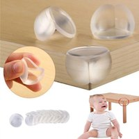 Corner&Edge Cushions 10Pcs Edge Proofing Cover Baby Safety Silicone Guards Cushion Table Corner Protector Children Anticollision &