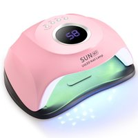 Secadores de unhas 90W / 72W / 36W Sun M3 Lâmpada UV LED secador Luz 60/30 / 10S para todas as ferramentas de Arte de secagem de gel Y3X8