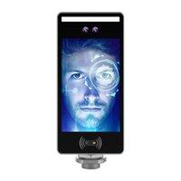 NFCによるバイオメトリックフェイスタイムの出席アクセス制御を販売する顔認識システム