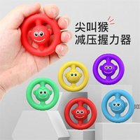 Anti Stress Finger Hand Grip Stress Reliever Fidget Toy Adul...