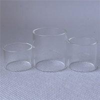 Clear Normal Bag Bag Reload MTL 22 RTA 10 pcs em 1 espuma reta de tubos de vidro de substituição clássicos