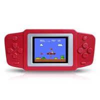 Portable Game Players BL-835A Cute Intelligence 2.5Inch Screen Child Color Display Built-in 268 Handheld Consoles Player