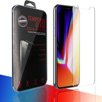 Screen Protector For Iphone 12 mini 11 PRO XR XS MAX X 8 7 J7 Film Tempered Glass Samsung A50 Premium quality Retail box 1 PACK, eppioneer