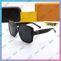 Frauen Herren Luxurys Designer Sonnenbrillen Lässige Fahren Brille Sommer UV 400 Sonnenbrille Antireflexion Büffel Horn Eyeprotect Brille 1970