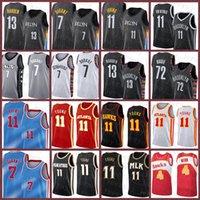 2021 Novo 7 Kevin Kyrie Trara 11 Jovem Irving Durant Jersey Spud 4 Webb Basketball Jersey