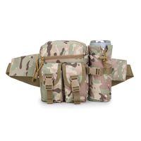 Tasche Taschen Taktische Multifunktionale Wasserkocher Tasche Militärfan Freizeit Outdoor Männer und Frauen Sport Kleine Tarnung Reisen