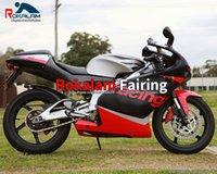 ABS Failings para Aprilia RS125 2001 2002 2003 2004 2005 Set de carrocería Rs 125 01-05 RS125 Kit de cubierta de motos