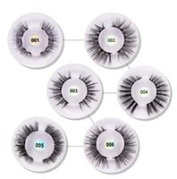 False Eyelashes 3D Faux Mink Lashes Natural Look, Magnetic false eyelashes With Magnetic Eyeliner & Eyelash Tweezers, 3D Mink Hair False Eyelashes