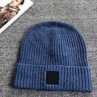 Beanies Autumn And Winter Men's Women's Knitted Hat High Quality Compass Wool Warm Fashion Fomens Style 2021