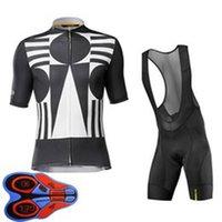Mavic Takım Bisiklet Bisiklet Kısa Kollu Jersey Önlüğü Şort Set 2021 Yaz Hızlı Kuru Erkek MTB Bisiklet Üniforma Yol Yarışı Kitleri Açık Sportwear S21042932
