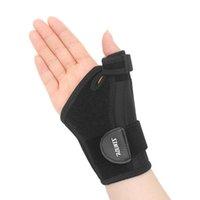 손목을 지원하는 1PCS 엄지 손가락 부목, 손목 용지 또는 Tendonsitis 통증 완화, 엄지 손가락 스파이 니트 안정제에 대 한 중괄호 - 엄지 손가락 브레이스