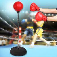 Бокс регулируемый свободный постоянный удар мяч взрослый удар Speedball Gym Bag