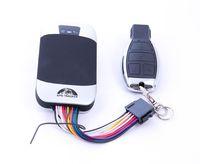 Araba GPS Aksesuarları Coban 3G Tracker TK303G WCDMA / GSM / GPRS / GPS LBS İzleme Baanool Araç 303g-3 İzleme Alarmlar Cihazlar