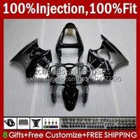 Molde de inyección de cuerpo OEM para kawasaki ninja zzr600 05-08 stock zx zzr-600 600 cc 05 06 07 08 Cowling 38hc.11 Silvery Grey ZZR 600 600CC 2005 2006 2007 2008 100% FIT KIT DE FAIL