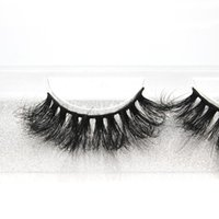 False Eyelashes HEIHEI 1PC Mink 3D Lashes HandMade Thick Full Strip Cruelty Free Beauty Makeup Kit Wholesale