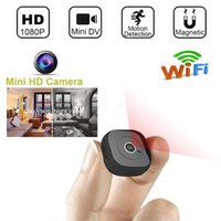 Mini Cameras Wifi Camera HD1080P Sport Action Micro Night Vision Motion Sensor Camcorder Voice Video Recorder Small Battery Cam