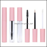 Bottles Packing Office School Business & Industrial Color 10Ml Lip Gloss Tubes Balm Bottle Empty Eyeliner Mascara Cosmetic Diy Refillable Co