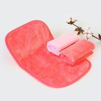 Handtuchmikrofasertuch zum Entfernen von Makeup wiederverwendbarer Gesichtsgewebe Reinigung Badezimmer 1 Stück