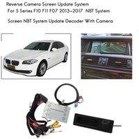 Автомобильный интерфейс камеры заднего вида для 5 серии F10 F10 F07 2013-2021 экран NBT системы реверсивный декодер модуль полотенце