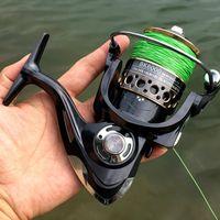 Baitcasting Reels Fishing Spinning Reel Metal Spool 5.2:1 4.7:1 12+1BB Ball Bearings Carp BK4000-7000 Line Cup Sea Tackle