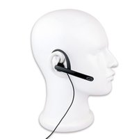 İki iğne ve mikrofon ile kulaklık, Kenwood Baofeng Walkie Talkie için kulaklık, UV-5R 777 888s, 1 yeni parça