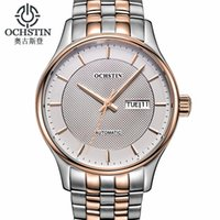 Limited Ochstin Mechanical Watch Men Date Day Wristwatch Man Watches Relogio Masculino Luxury Fashion Casual Women's Wrist Wristwatches