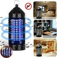 Mosquito Killer Lamp Pest Control Fly Electric Trap Device Insect Catcher Automatic Killing Pests Anti Traps EU US Plug