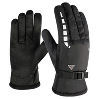 Ski Gloves Winter Thermal Warm Windproof Hand 3M Thinsulate Men Women TouchScreen Non Slip Drivers Cycling Adjustable Outdoor Sport