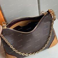 Odeon mm حقيبة الكتف المتشرد المحفظة محفظة محفظة براون الأسود قطري شنقا رسول crossbody حقائب الأزياء حقيبة يد M45353 M45354