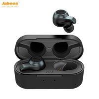 Jabees Mini Беспроводные Bluetooth Наушники Спорт Наушники Игровая Голубой Зуб Наушники Firefly.2 Для iPhone Samsung